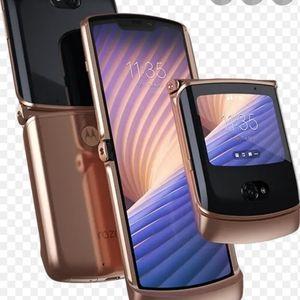 Razor cellphone